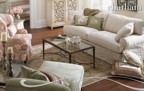 Elegant Domain Furniture Collections